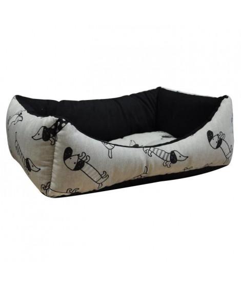 VITAKRAFT Sofa ouatiné rectangulaire 50 cm - Pour chien