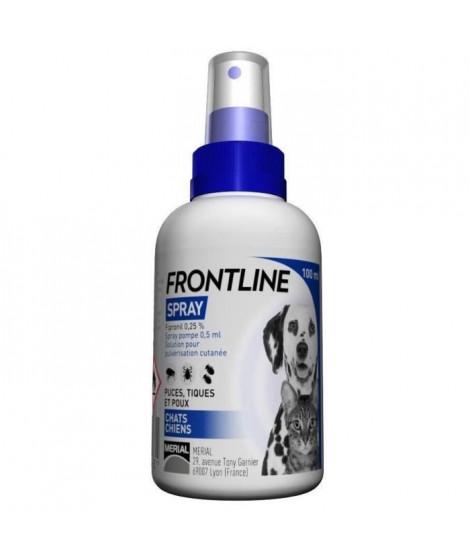 FRONTLINE Spray antiparasitaire - 100ml