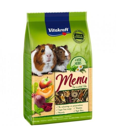 VITAKRAFT Menu Vital - Pour cochon d'Inde - 4 kg
