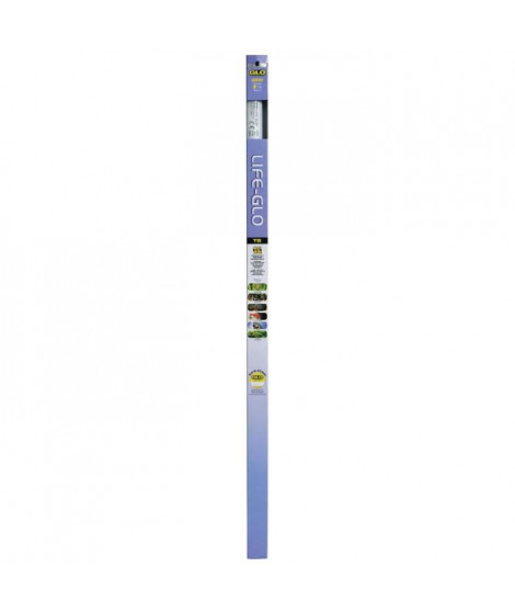 LIFE-GLO Tube fluorescent T8 25 W - 75 cm - Pour aquarium