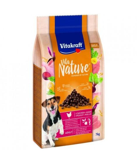 VITAKRAFT Vita Nature Poulet avec betterave et amarante - Chien - 7 kg