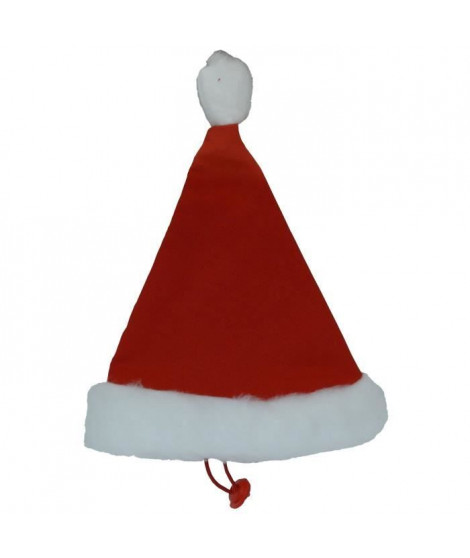 AIME Chapeau de Noël - Taille M - Pour chat et chien