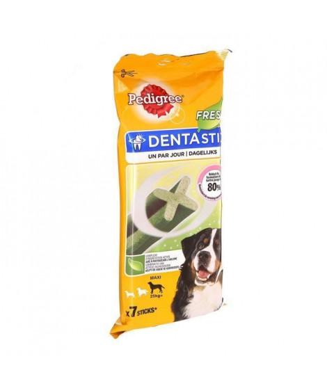 PEDIGREE Dentastix Bâtonnets hygiene bucco-dentaire - Pour grand chien - 270 g (x10)