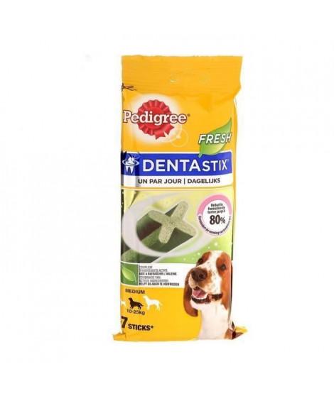 PEDIGREE Dentastix Bâtonnets - Pour moyens chiens - 180 g (x10)