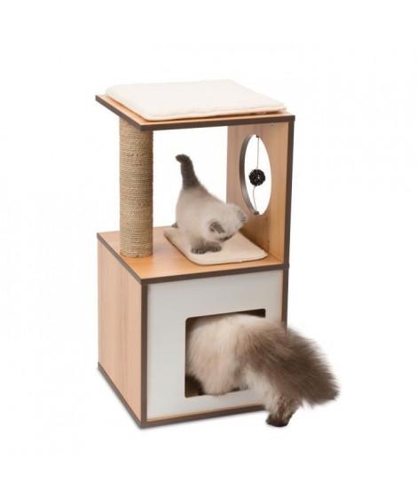 Arbre A Chat Vesper V-box Small Naturel