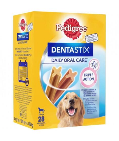 PEDIGREE Dentastix Bâtonnets - Pour grands chiens - 28 sticks