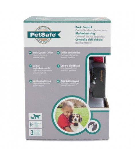 Pbc19-10765 Collier Anti-aboiement Standard Petsafe