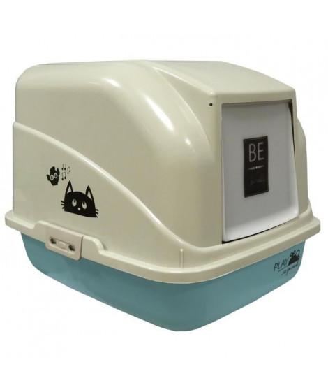 CATSLINE Maison de toilette Ecuador 55x40x51cm - Pour chat