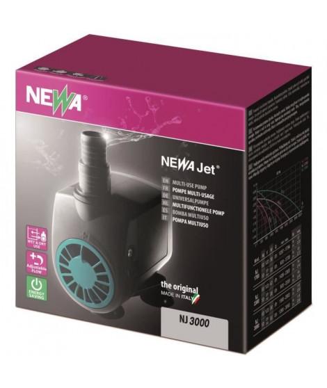 NEWA Pompe New Jet Nj 3000 - Pour aquarium