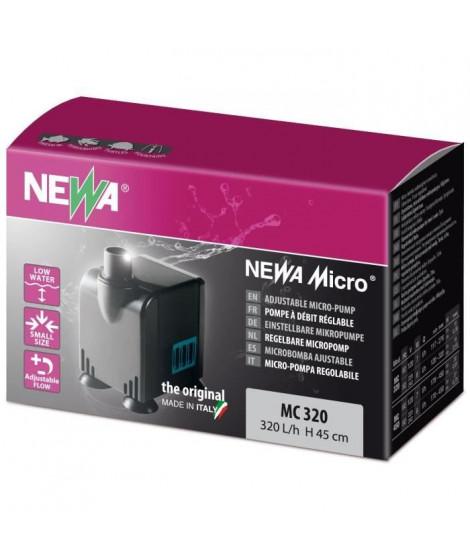 NEWA Pompe Micro-Jet 320 Mc320 - Pour aquarium