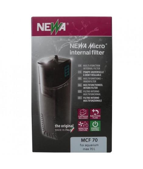 NEWA Filtre Microjet Mcf70 - Pour aquarium