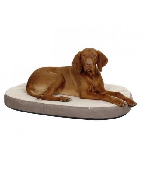 KERBL Matelas a mémoire de forme oval - 120 x 72 x 8 cm - Pour chien