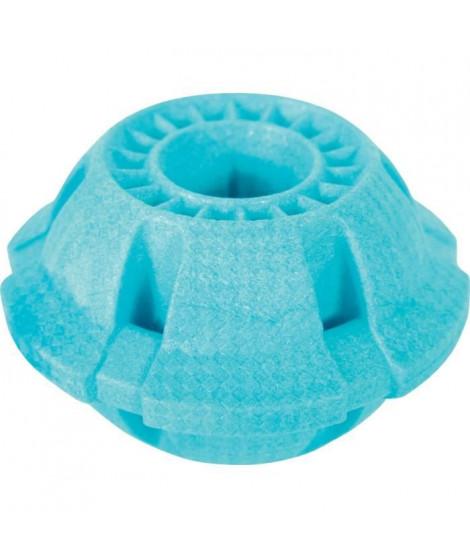 ZOLUX Jouet flottant balle - 9,5 x 9,5 x 5,5 cm - Bleu - Pour chien