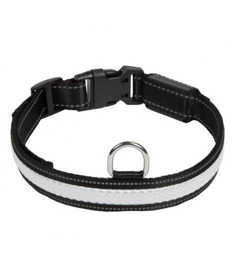 EYENIMAL RGB Collier lumineux - Taille S - Pour chien