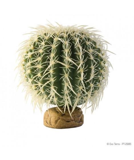 EXO TERRA Décoration Cactus Oursin - Moyen modele - Pour les reptiles et les amphibiens