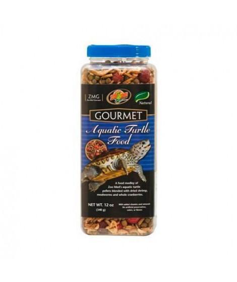ZOOMED Aliment complet gourmet - Pour tortue aquatique en pleine croissance - 312 g