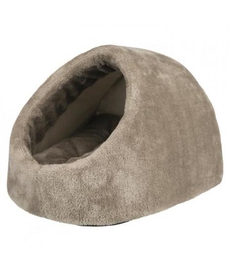 TRIXIE Abri douillet Lilo 35 × 26 × 41 cm - Gris - Pour chien