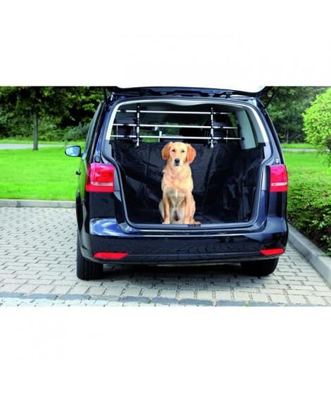 TRIXIE Protege coffre voiture 2,30 × 1,70 m noir pour chien