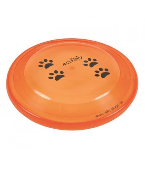 TRIXIE Dog Activity Dog Disc 23cm - Coloris aléatoire - Pour chien