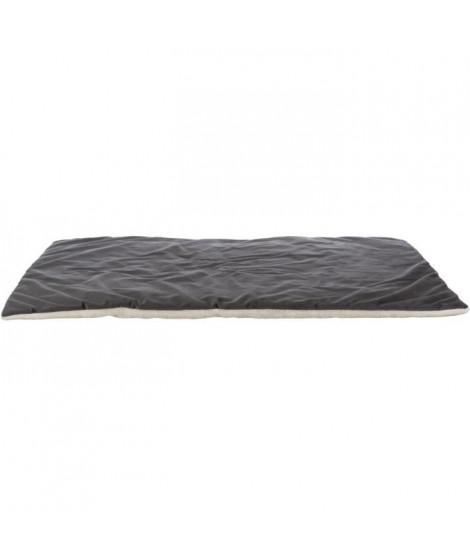 TRIXIE Couverture Lupo - 100 × 70 cm - Gris et creme - Pour chien