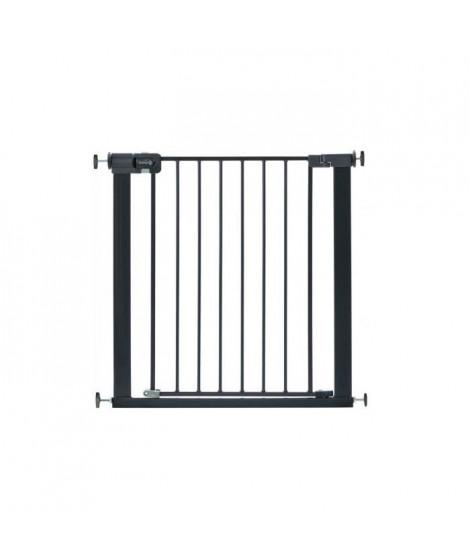 SAFETY 1St Barriere de sécurité enfant Easy Close - Métal - Black