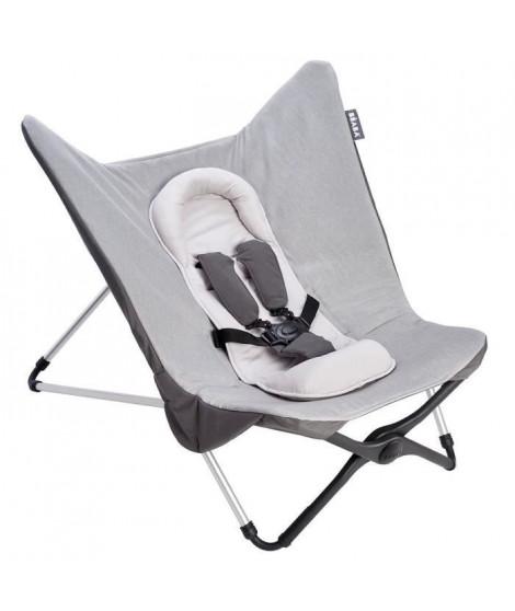 BEABA Transat bébé compact évolutif II - Heather grey
