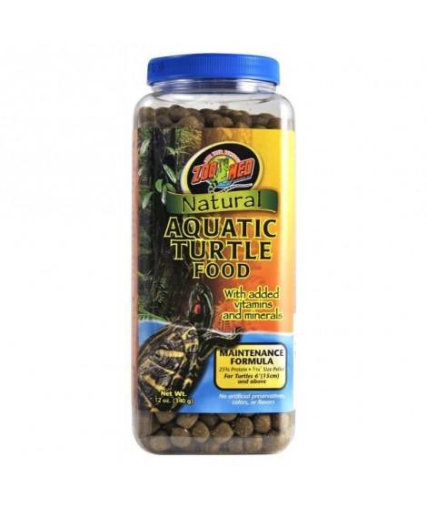ZOOMED Aliment granulé - Pour bébé et jeune tortue aquatique - 425 g