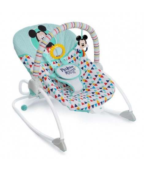 DISNEY BABY Mickey Transat Évolutif Happy Triangles