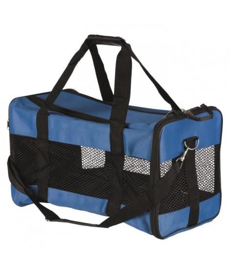 TRIXIE Sac Jamie 30 × 30 × 52 cm - Bleu - Pour chien et chat