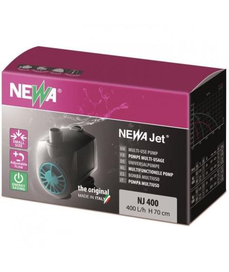 NEWA Pompe New Jet Nj 400 - Pour aquarium