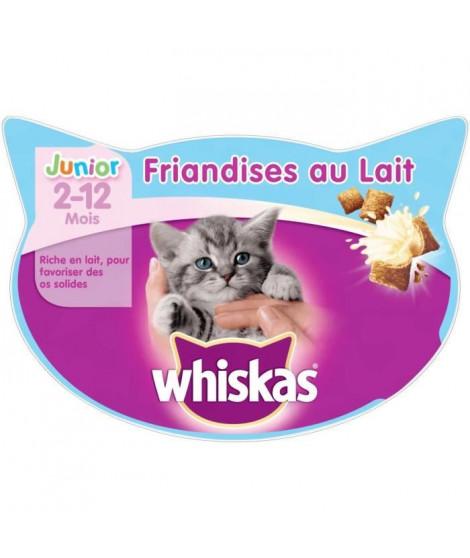 Whiskas friandises au lait junior
