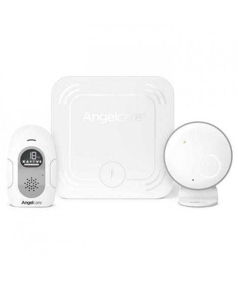 ANGEL CARE Babyphone avec détecteur de mouvements AC127 Transmission 1.9 GHz - 250 m