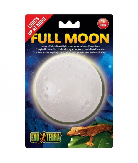 Eclairage Full Moon - Exo Terra