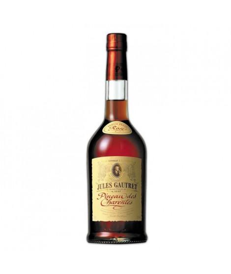 Pineau Rosé Jules Gautret Charentes