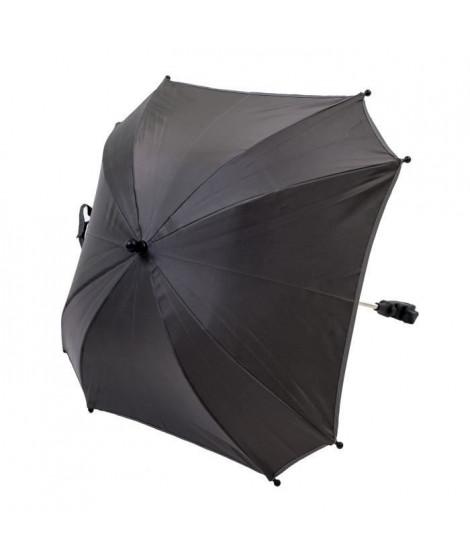 Altabebe AL7002-02 Ombrelle Anti Soleil pour Poussette Universel Anti-UV 50+, Noir