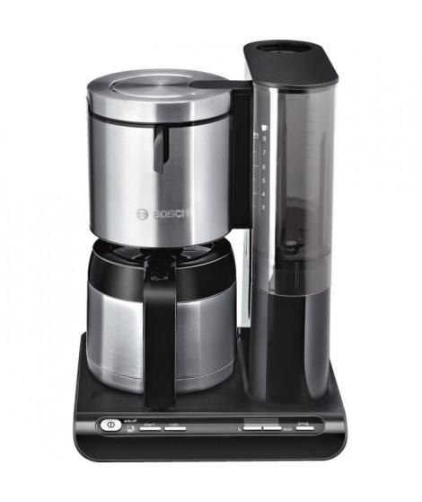 BOSCH TKA8653 Cafetiere filtre programmable avec verseuse isotherme Styline - Noir