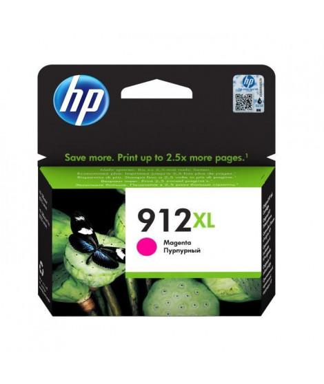 HP Cartouche jet d'encre 912XL - Magenta - Jet d'encre - Rendement élevé - 825 pages