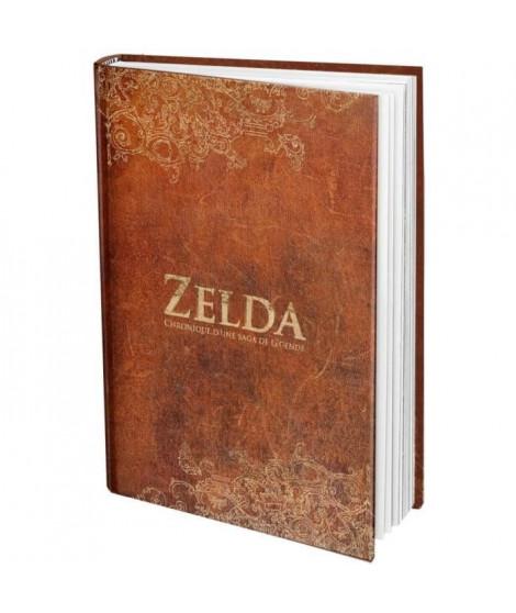 Livre Zelda: Chronique d'une saga légendaire - Volume 1