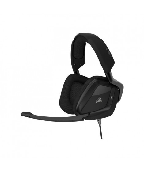 CORSAIR Casque Gamer VOID ELITE SURROUND - Filaire - Carbone (CA-9011205-EU)