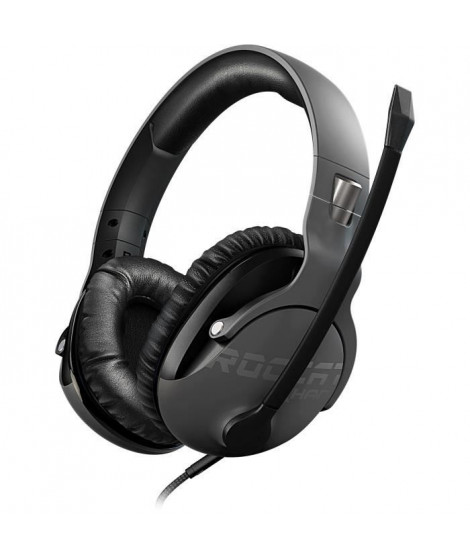 ROCCAT Casque Gaming KHAN PRO - Gris