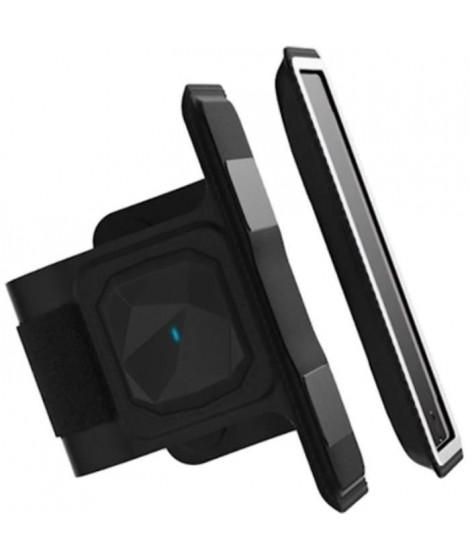 SHAPEHEART Brassard running cardio connecté ZAK HR - Smartphone 4,7 a 5,2