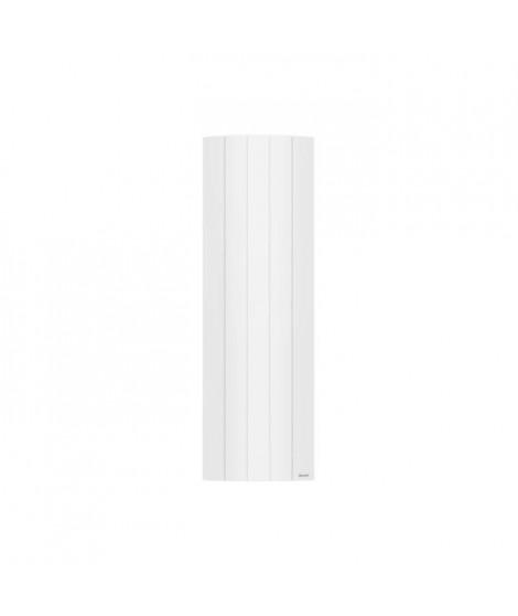 SAUTER Radiateur connecté a inertie Fluide Ipala - Vertical - 1000W - Blanc