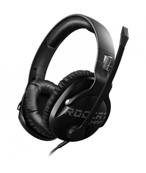ROCCAT Casque Gaming KHAN PRO - Noir