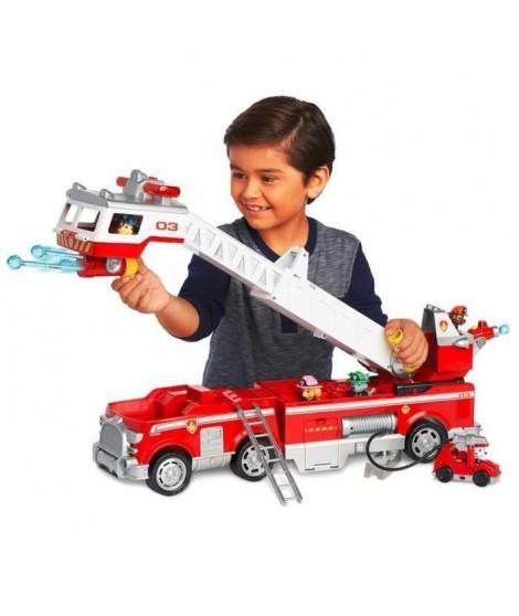 PAT PATROUILLE Ultimate Rescue - Camion de Pompiers