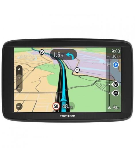 TOMTOM VIA 62 (6 Pouces) GPS Europe 48 Cartographie et Trafic a Vie
