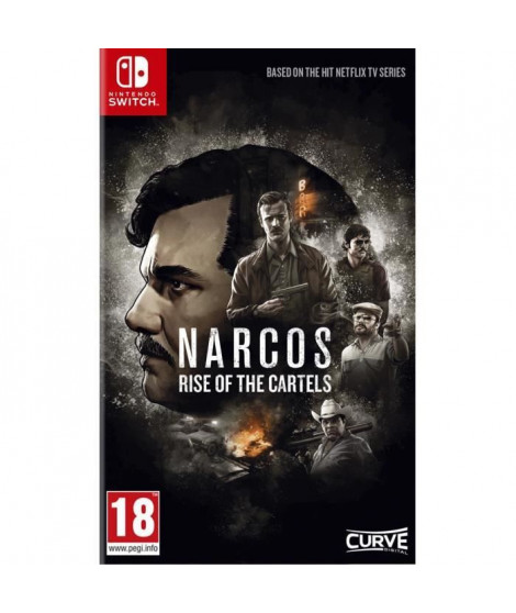 Narcos Rise of The Cartel Jeu Nintendo Switch