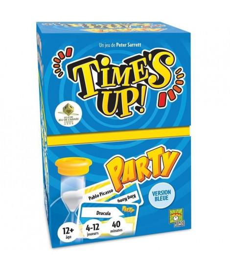 ASMODEE - Time's Up Party - Pack Bleu - Jeu de Société