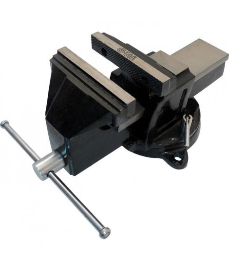 FARTOOLS PRO - ETO 125 Etau 125 mm en fonte a base rotative - 111451