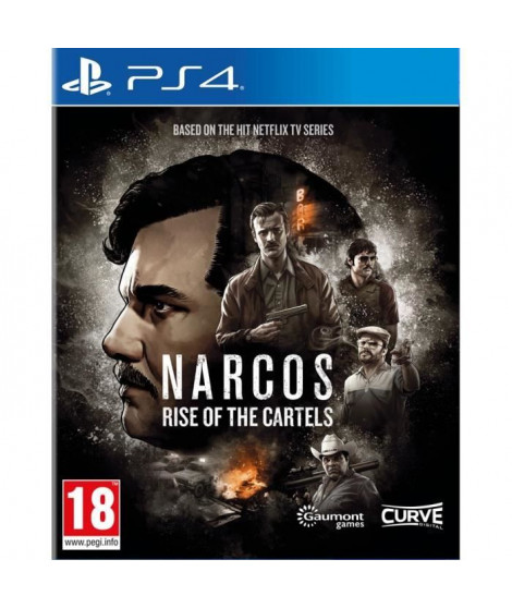 Narcos Rise of The Cartels Jeu PS4