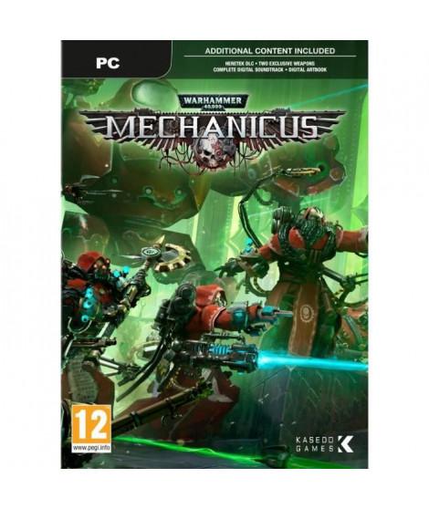 Warhammer 40K Mechanicus Jeu PC